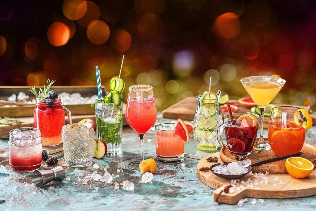 cocktailbar utrecht, TGI Fridays Hoog Catharijne