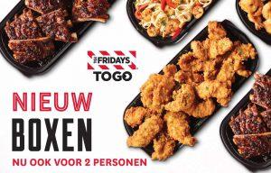 eten afhalen Utrecht TGI Fridays