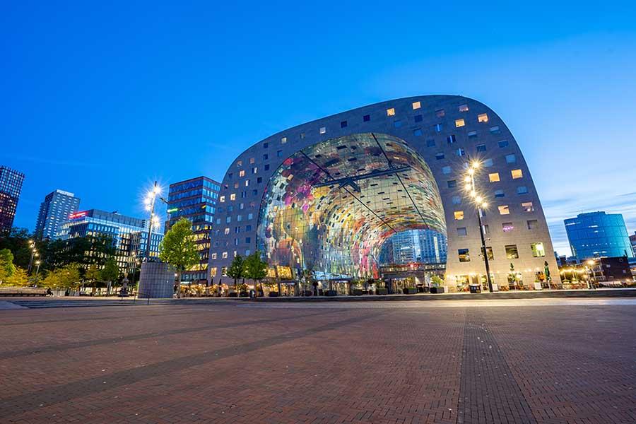 TGI Fridays Rotterdam Markthal